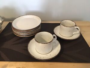 J&G Meakin Lifestyle vintage dishes