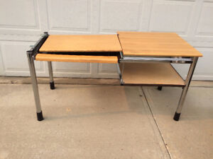 Don't Miss This - Solid Computer Table - Please Read Full Post