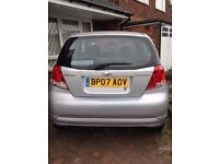 Chevrolet Kalos 2007 plate - Ideal first car