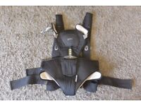 Mamas & Papas Morph Baby Carrier Black Jack RRP £79