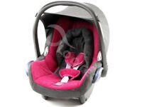 Maxi Cosi car seat cover set including footmuff