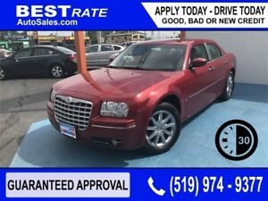 CHRYSLER 300 TOURING - APPROVED IN 30 MINS! - ANY CREDIT LOANS