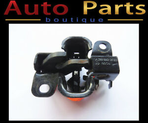Mercedes  E320 ML350 GL450 2003-2012 OEM Hood Latch 2198800160