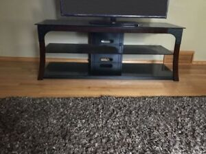 Rustic Wide TV and media stand