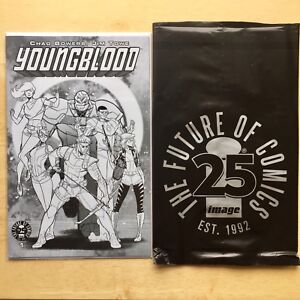 Youngblood #1 Rare B&W Image Blind Box Variant!
