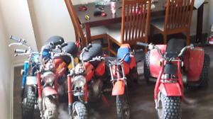 WANTED: Looking for property to ride small dirtbikes