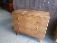 3 Drawer Bedroom Drawers Storage Delivery Available