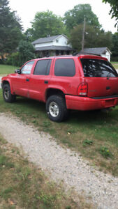 1999 Dodge Durango Other