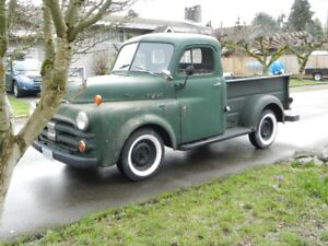 1952 Dodge Other Pickup Truck