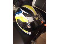 Nitro motorbike helmet