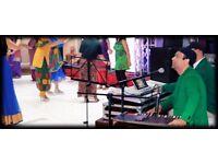 Harmonium Teacher (Harmonium/Keyboard/Vocals)