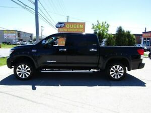 2010 Toyota Tundra Platinum | Navigation | Leather | Sunroof