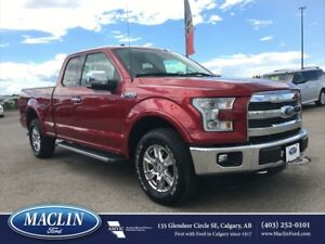 2015 Ford F-150 Lariat, Hot/Cold Leather
