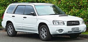 ISO low km Subaru Forester