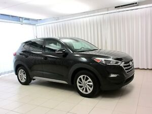 2017 Hyundai Tucson ITS A MUST SEE!! AWD SUV w/ ROOF RAILS, HEAT