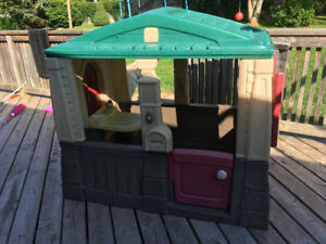 Step 2 toy house