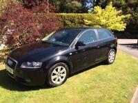 2006 Audi A3 tdi SE 140 bhp