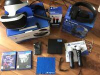 Sony PlayStation VR (PSVR)
