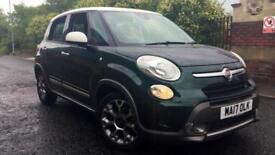 2017 Fiat 500L 1.6 Multijet 120 Trekking 5dr Manual Diesel Hatchback