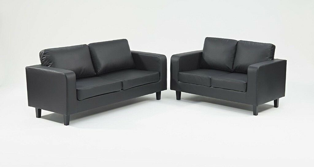 **Exclusive offer** Brand New 3+2 Seater PU Leather