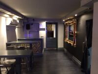 """Night club """"SALT lounge"""" Manager in West Hampstead night shift"""