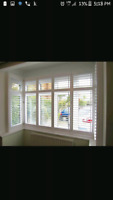 Blinds and shades installation