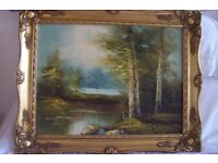 Landscape Oil Painting (REDUCED)