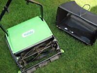 'The Handy' 12 inch push lawn mower
