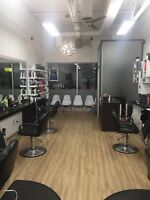 1 spot available for Chair Rental  At a Very Busy Salon