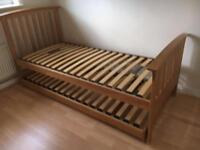 Single Bed to a Double Bed