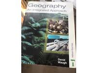 3 x Geography A Level Textbooks