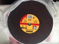 Dewalt cutting disc