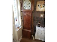 Lovely large Grandfather clock