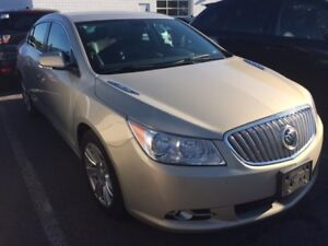 2012 Buick Lacrosse LUXURY LE PLUS BAS K