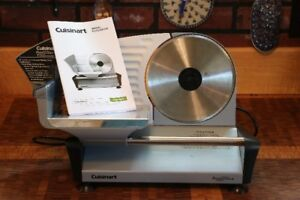 Cuisinart Electric meat slicer
