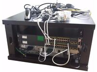 Network Lab - CCNA Standard: set of routers, switches, workstations essential for home lab for rent
