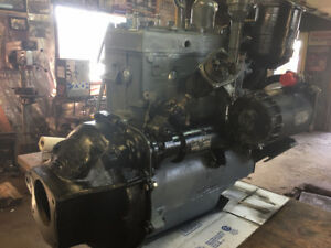 1942 Jeep Willys Engine complete