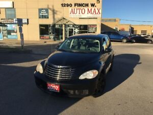 2007 Chrysler PT Cruiser Certified, 12 Month Powertrain Warranty