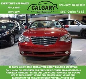 2010 Chrysler Sebring Limited  *$99 DOWN 2 PAYSTUB GURANTEED APP
