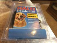 Dog headcollar