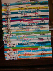 DR. SEUSS BOOKS FOR YOUNG CHILDREN (100+) HARDCOVER