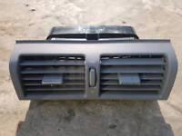 Mercedes w210 e class avantgarde grey center heater vent