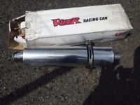 Viper Racing Exhaust Can Universal