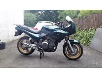 Triumph 900 Sprint with very Low Mileage
