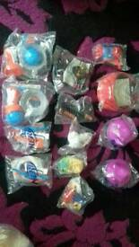 Mc donalds toys
