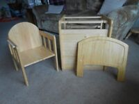 Excellent Wooden High Chair