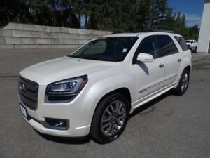 2013 GMC Acadia Denali All Wheel drive, one owner