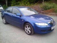 ★ 05 Mazda 6 63K !!! 2.0 Diesel sport Spares or repair ★ nissan