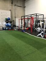 Attention Personal Trainers: space for lease