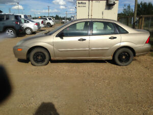 2002 Ford Focus Sedan Great running condition